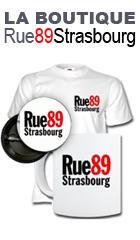 La boutique Rue89 Strasbourg