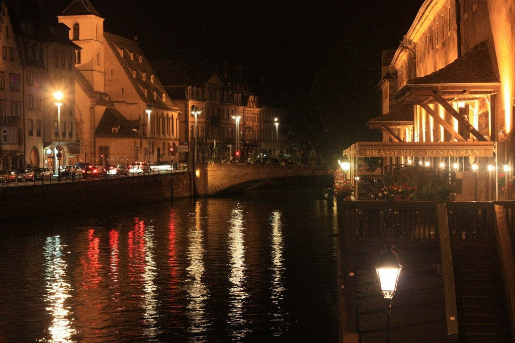 Où dîner tard à Strasbourg ?