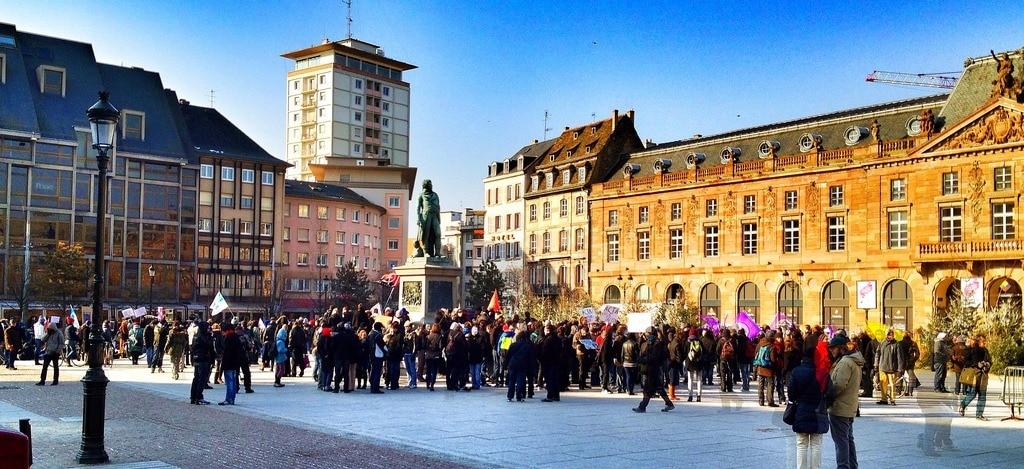 Comment survivre quand Strasbourg se transforme en Novosibirsk ?