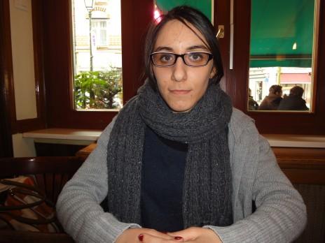 Meliké Sahin s'engage dans sa première campagne présidentielle avec les Jeunes UMP