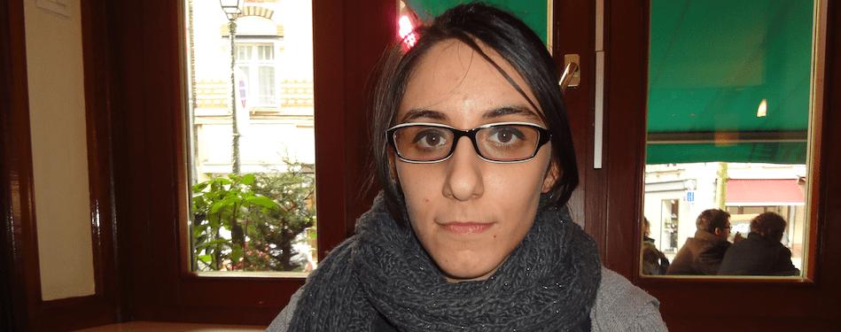 Meliké Sahin, militante UMP, se voit déjà à l'Assemblée