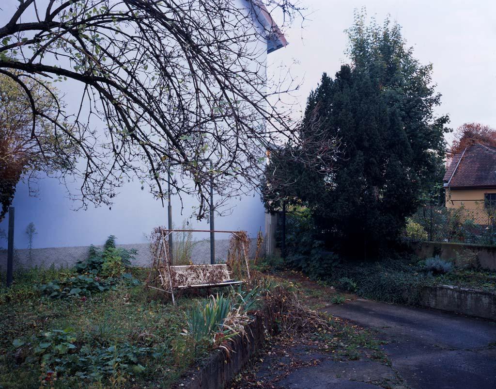 «Boîtier à secrets» : Emmanuel Georges photographie Neudorf
