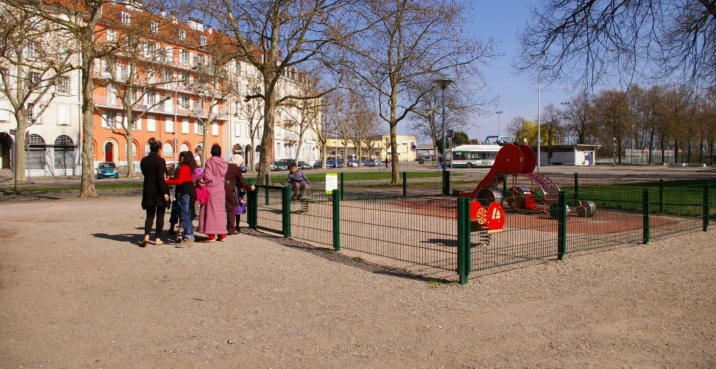 Réhabilitation au Port-du-Rhin : les riches d'un côté, les pauvres de l'autre?