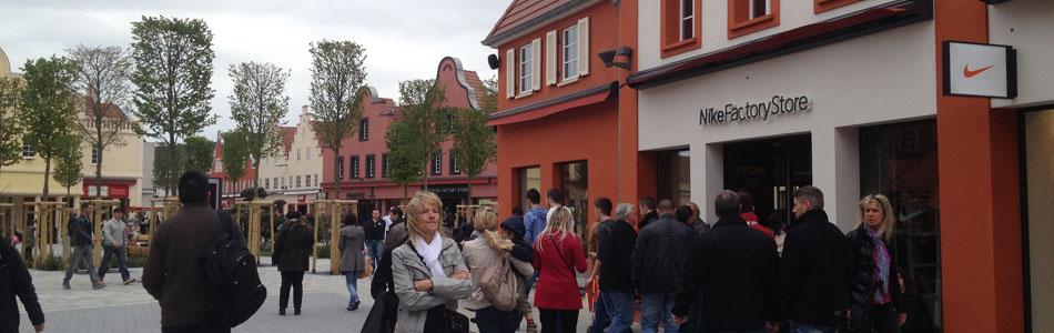 Roppenheim: le parc où les attractions sont des commerces
