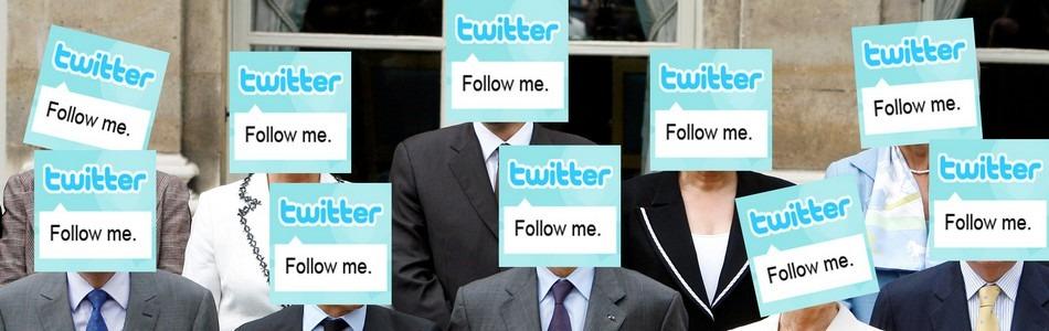 Ces élus locaux qui tweetent