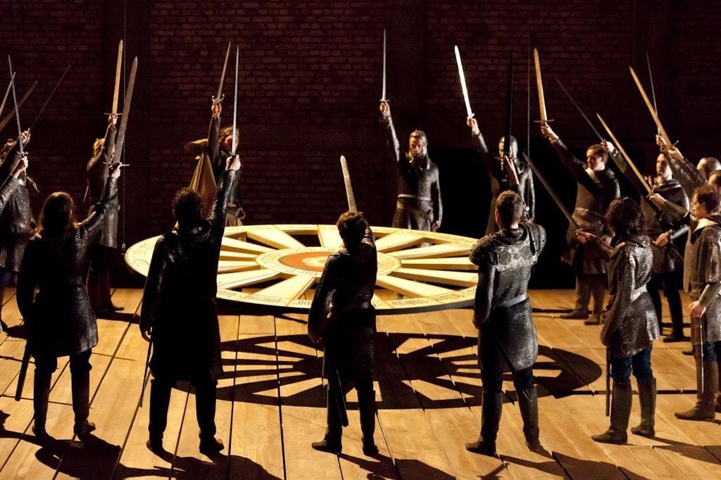 Théâtre : La nouvelle épopée du roi Arthur