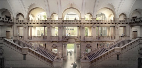 Strasbourg investit 4 25 millions d 39 euros dans son palais - Tribunal de grande instance de strasbourg chambre commerciale ...