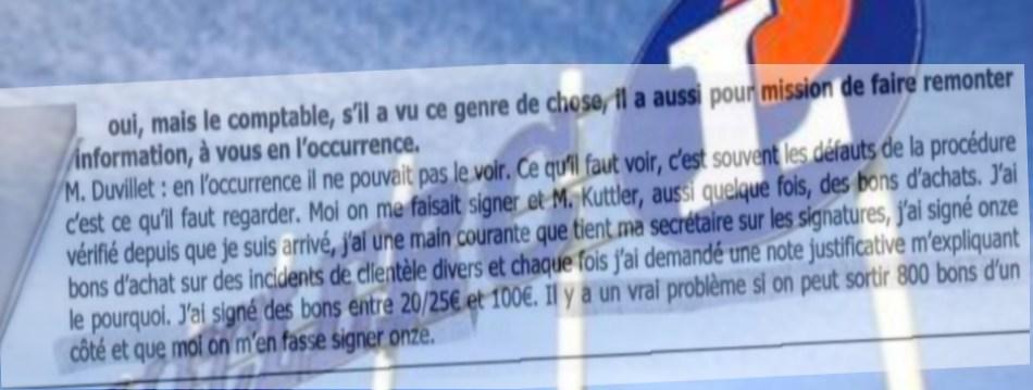 Coop Alsace : 1,2 million d'euros détournés
