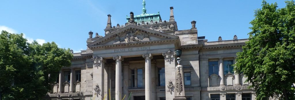 Strasbourg investit 4,25 millions d'euros dans son palais de justice