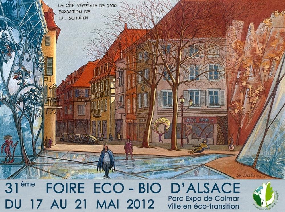 La Foire Eco-bio de Colmar veut réconcilier ville et écologie