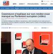 Cazeneuve s'explique sur son rendez-vous manqué à Strasbourg