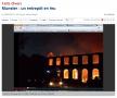 Munster : un entrepôt en feu