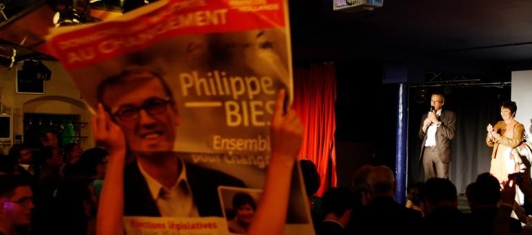 La gauche strasbourgeoise envoie deux députés à l'Assemblée
