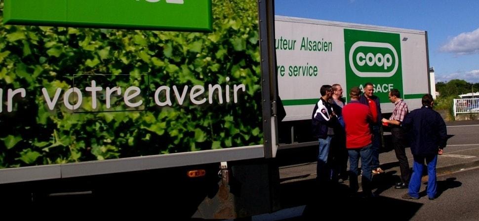 Coop Alsace : «On ne va pas attendre la mort sans se battre»