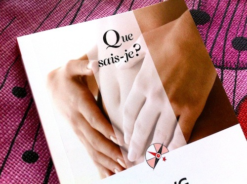 Tribune : pourquoi et comment avorte-t-on en 2012, un Que sais-je? sur l'IVG