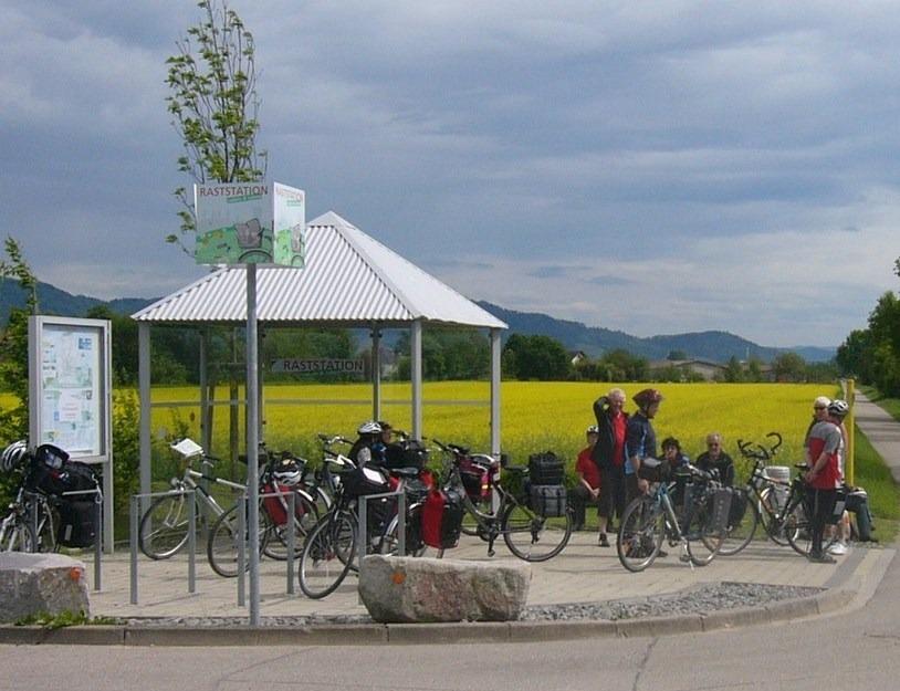 Aller à Offenburg à vélo