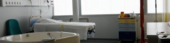 Au CMCO, comme à Hautepierre, plusieurs salles sont accessibles aux femmes qui souhaitent accoucher sans péridurale. Elles sont notamment équipées d'une baignoire (Photo DR)