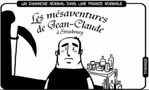 Un dimanche normal dans une France normale