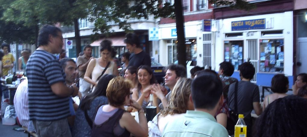 Le jeudi 5 juillet, c'est pique-nique Faubourg National