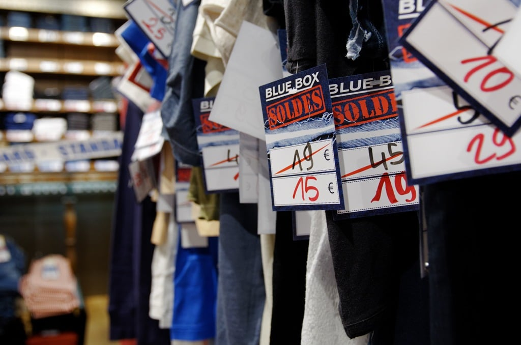L'ouverture des commerces le dimanche des soldes d'hiver jugée contraire au droit local
