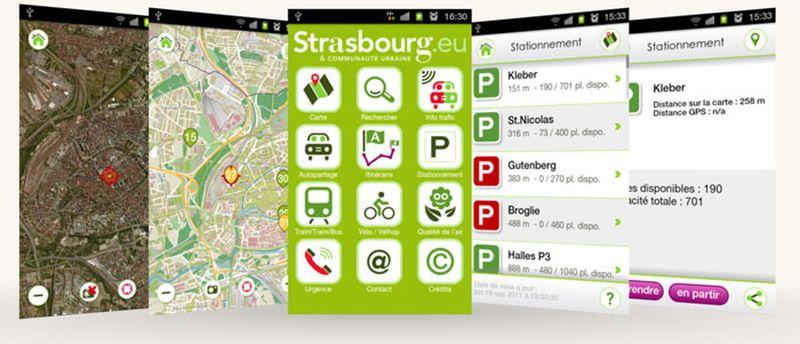 Strasbourg est-elle prête pour le mobile ?
