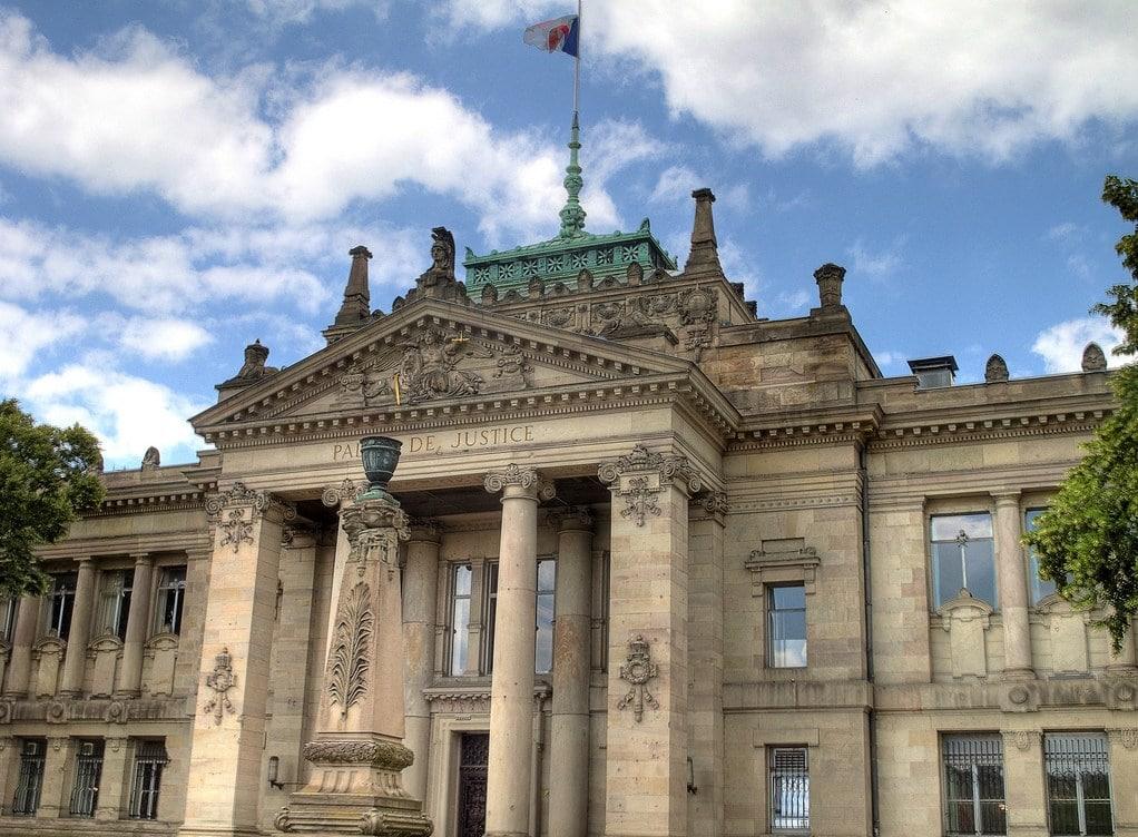 Quatre expulsions de campements roms devant le tribunal - Tribunal de grande instance de strasbourg chambre commerciale ...