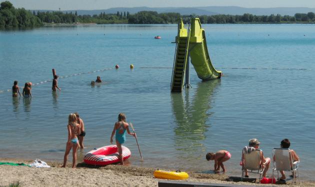 Bassin des Mouettes de Lauterbourg