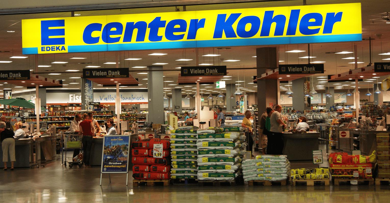 L'Allemagne, le pays où les courses sont un peu moins chères