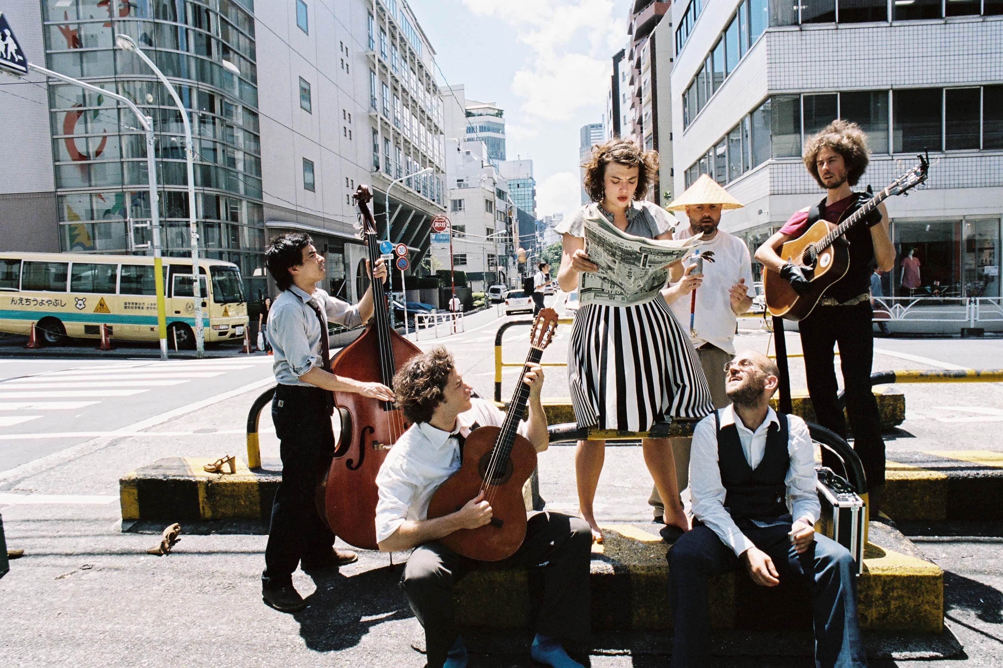Festival jazz de La Petite Pierre, à la croisée des mondes
