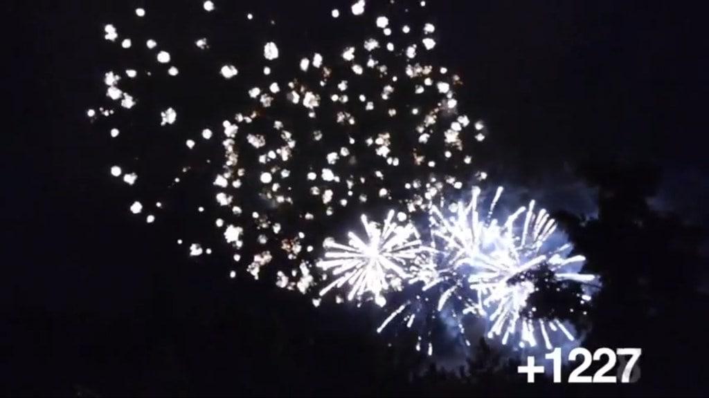 Feu d'artifice du 14 juillet : les photos et vidéos des Strasbourgeois