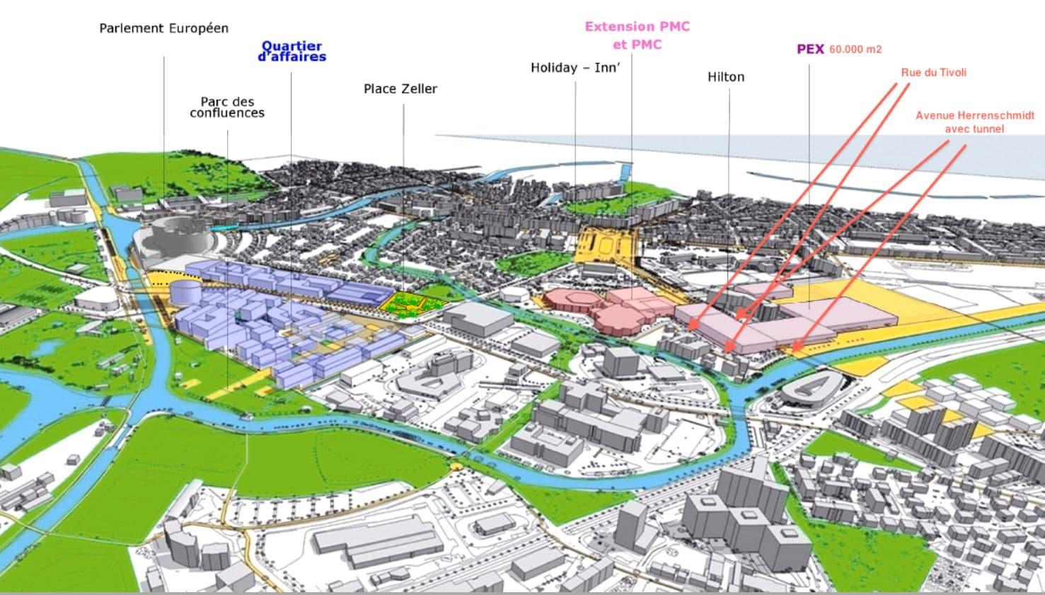 Tribune plus de clart pour le projet wacken europe for Parc des expo strasbourg