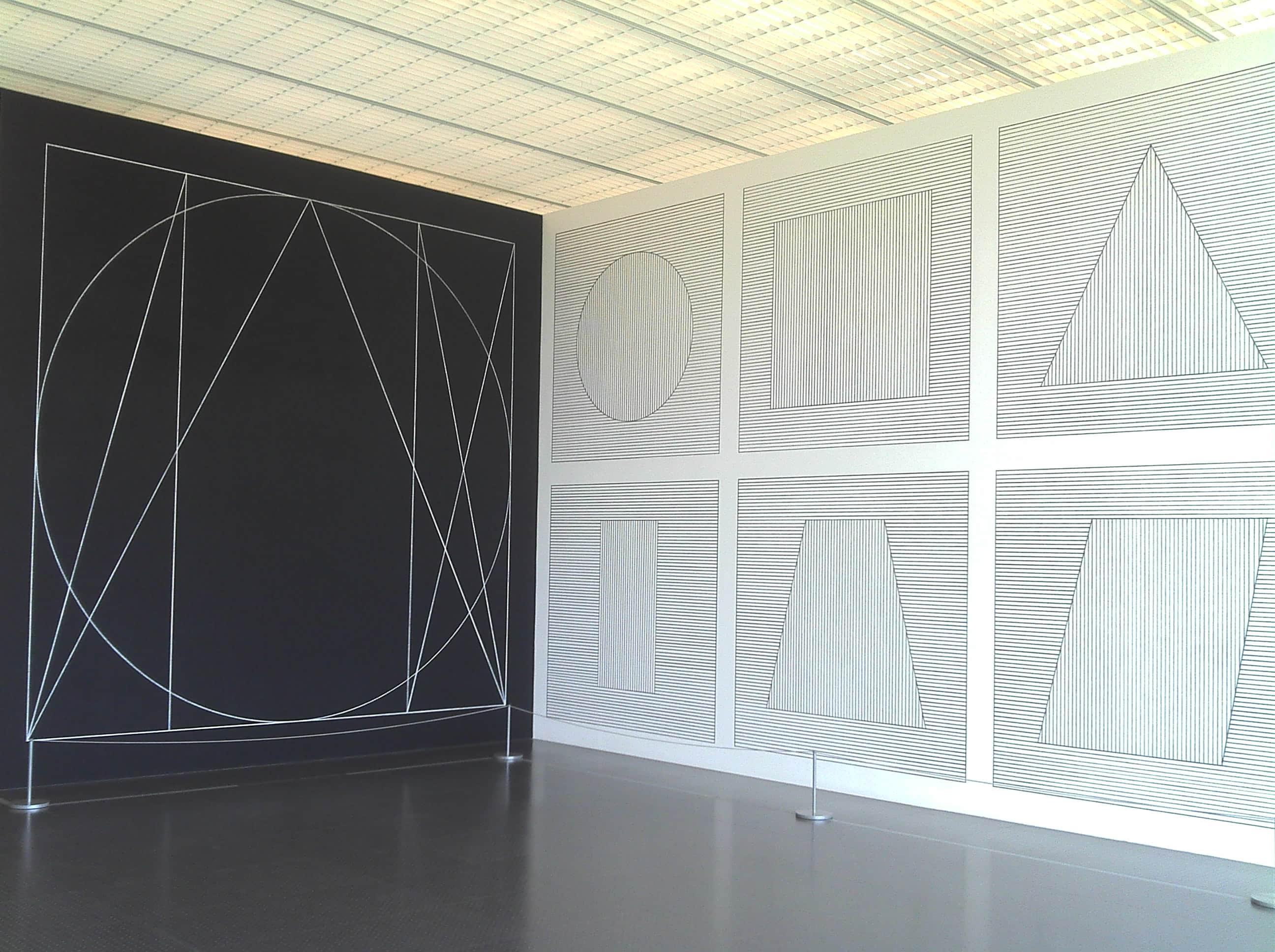 Sol Lewitt - Centre Pompidou-Metz