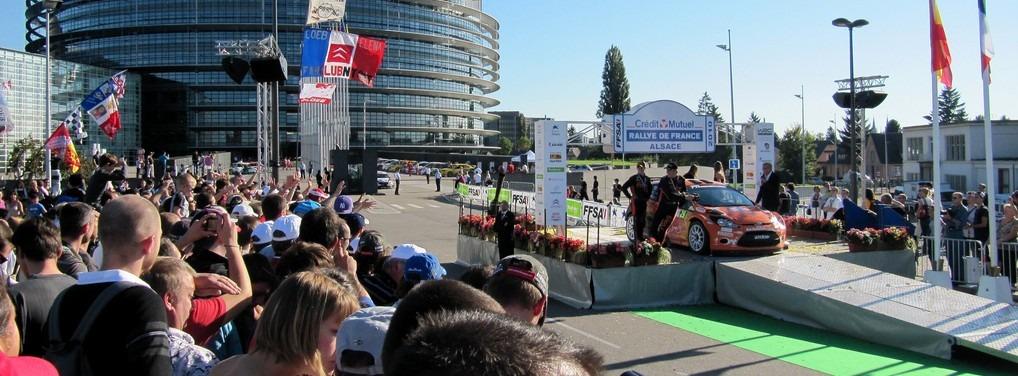 Comment le Rallye d'Alsace va éclipser le Forum mondial de la démocratie