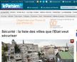 Strasbourg dans la liste des villes que l'Etat veut sécuriser