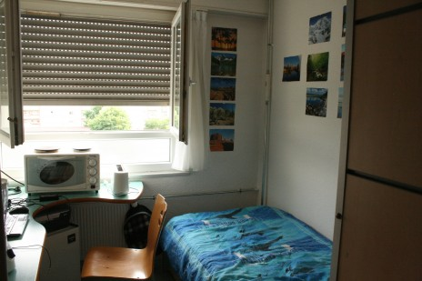 Les chambres en cit s u ne s duisent plus rue89 strasbourg for Chambre 9m2 crous