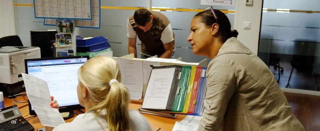 A l'écoute des demandeurs d'emplois avec Karima