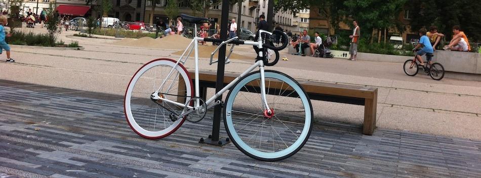 Vélo à Strasbourg : le chic c'est d'être soi
