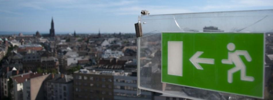 Les explorateurs urbains révèlent d'autres visages de Strasbourg