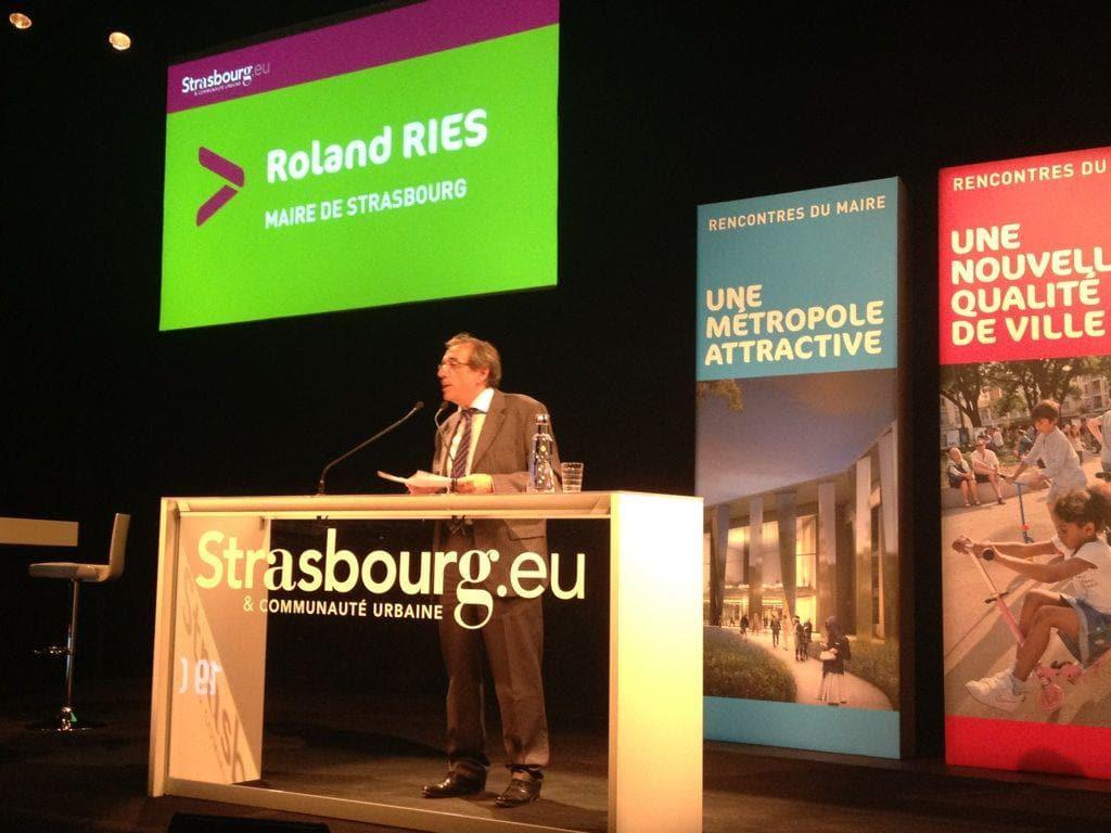 La réunion publique avec Roland Ries au Neuhof en quelques tweets