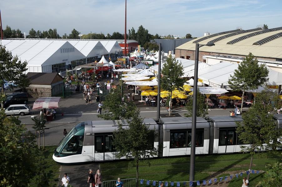 La Ville de Strasbourg très satisfaite du lucratif mariage avec GL Events