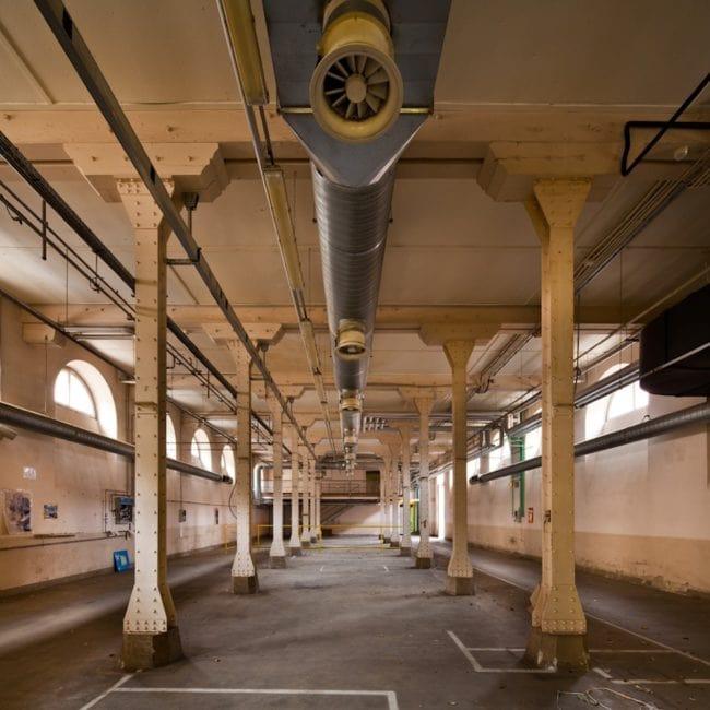 La manufacture a été construite dans les années 1840 (Imperial Tobacco)