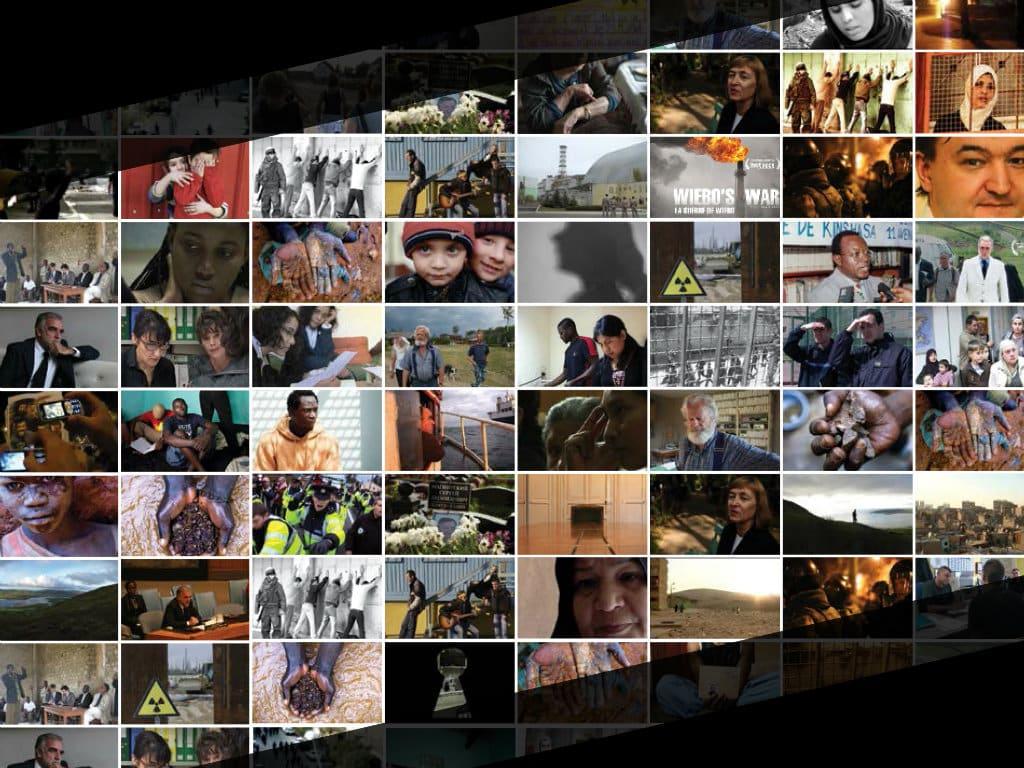 Causes perdues et combats démocratiques en images
