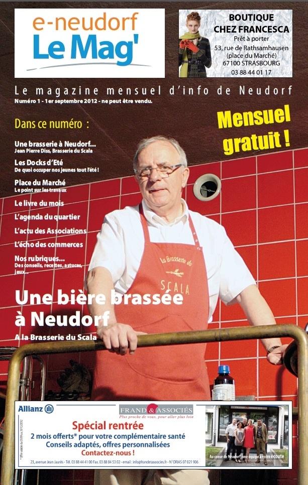 Un nouveau magazine pour Neudorf