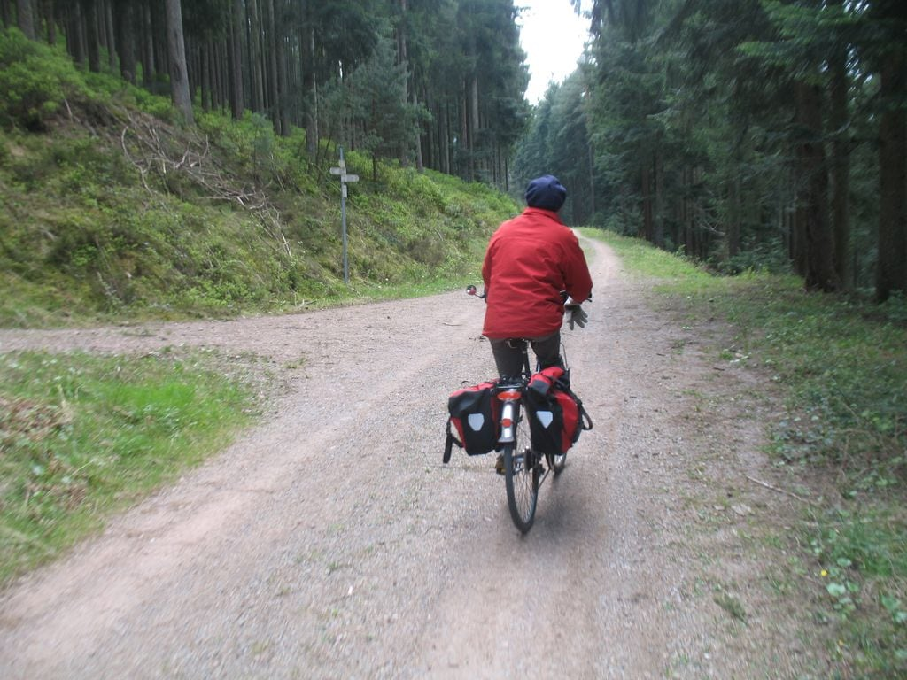 Voyager à vélo en Europe, les vacances au grand air