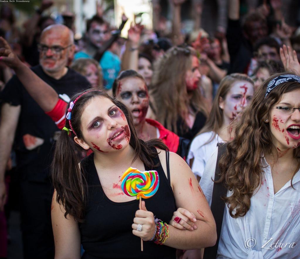La Zombie Walk annulée