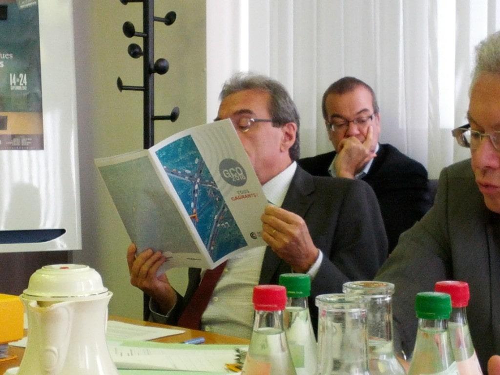 Pour Roland Ries et Jacques Bigot, le GCO ne concerne pas la CUS