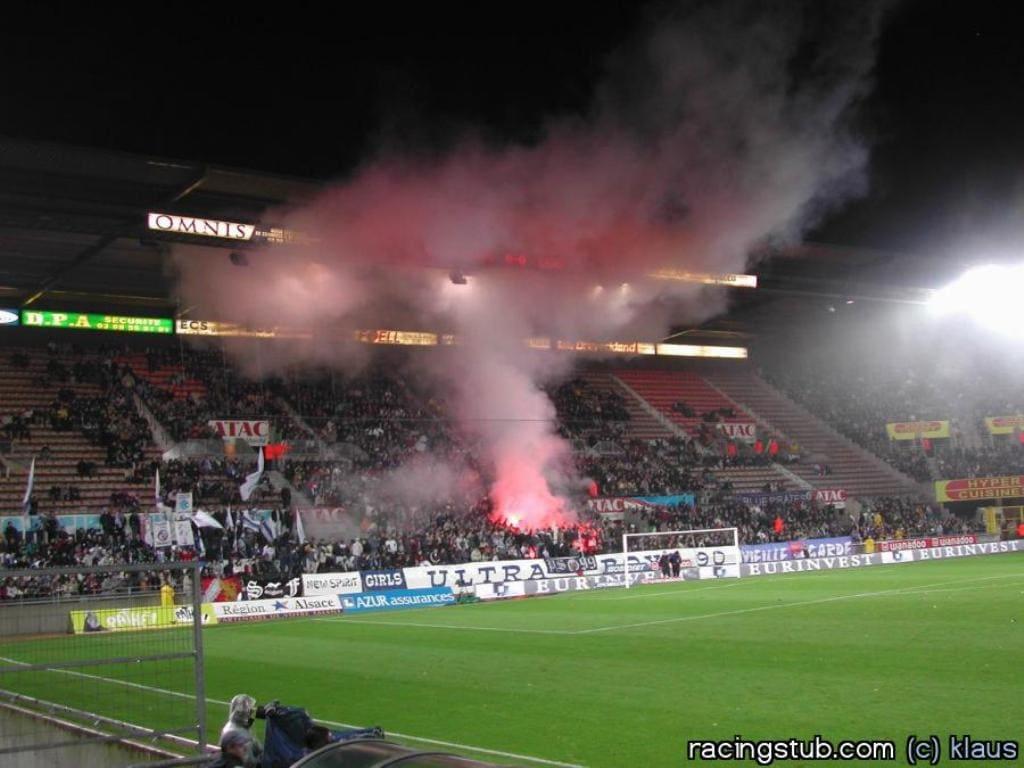 Il y a 10 ans : Strasbourg-Lens