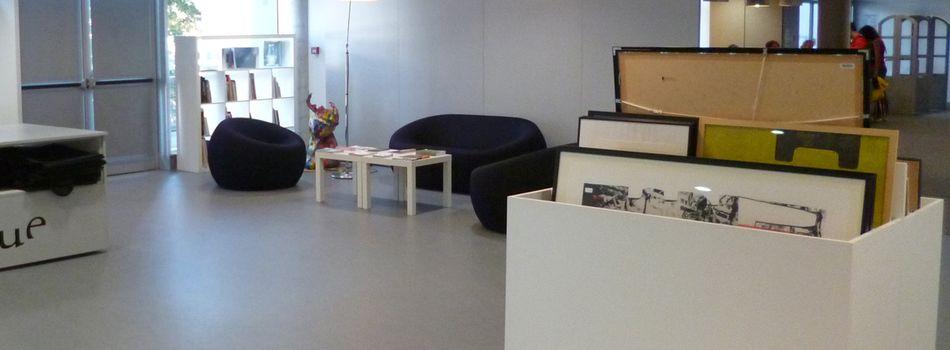 Retour sur une expérience: l'artothèque de Strasbourg
