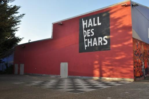 L'entrée du Hall des Chars dans le quartier de la Laiterie (Doc remis)