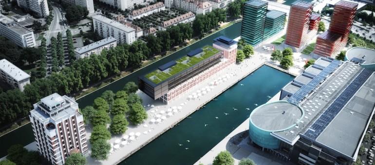 Tribune : Malraux, un «pôle d'avenir» mais une architecture «sans ambition»
